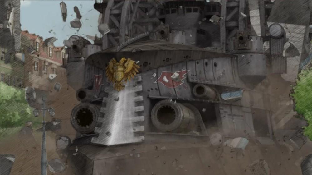 anime like action scenes.