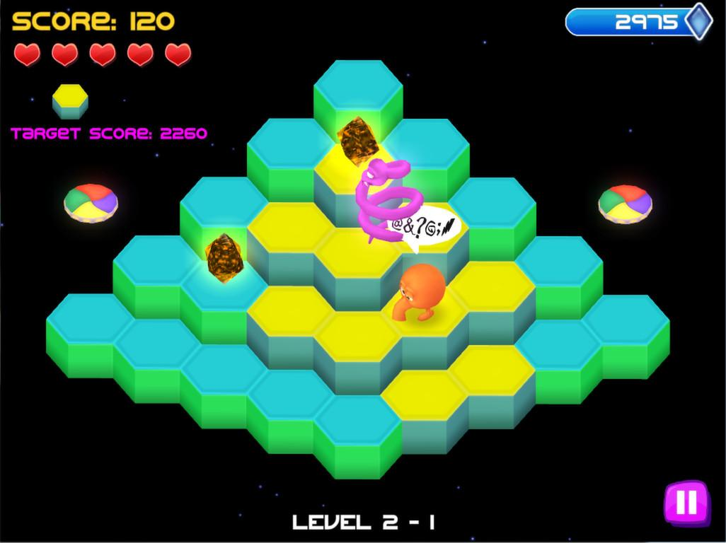 Q*bert: Rebooted - Game Review