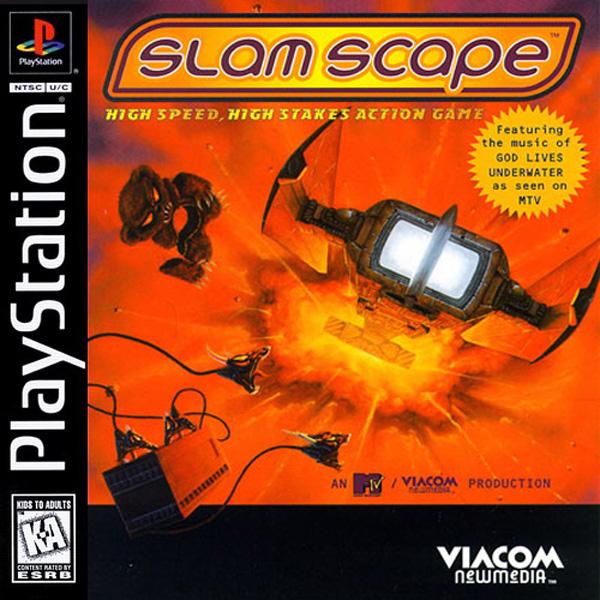 Slamscape [U] [SLUS-00080]-front