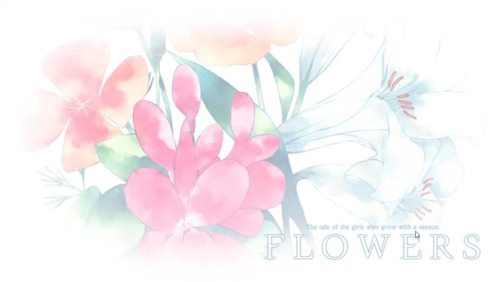 flowers le volume sur printemps game review. Black Bedroom Furniture Sets. Home Design Ideas